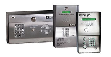 Entry access control security in Santa Monica